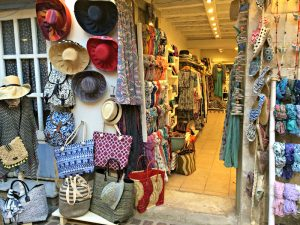 shops in chania crete