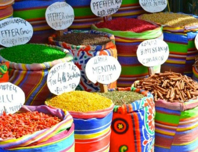 spice market egypt