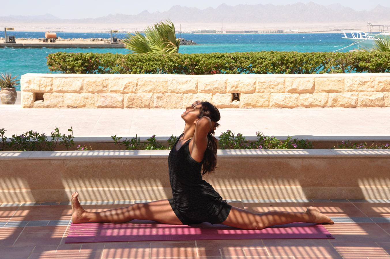 Splits Egypt Yoga Retreat