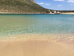 Staros beach, Crete.