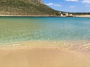 starves beach in crete