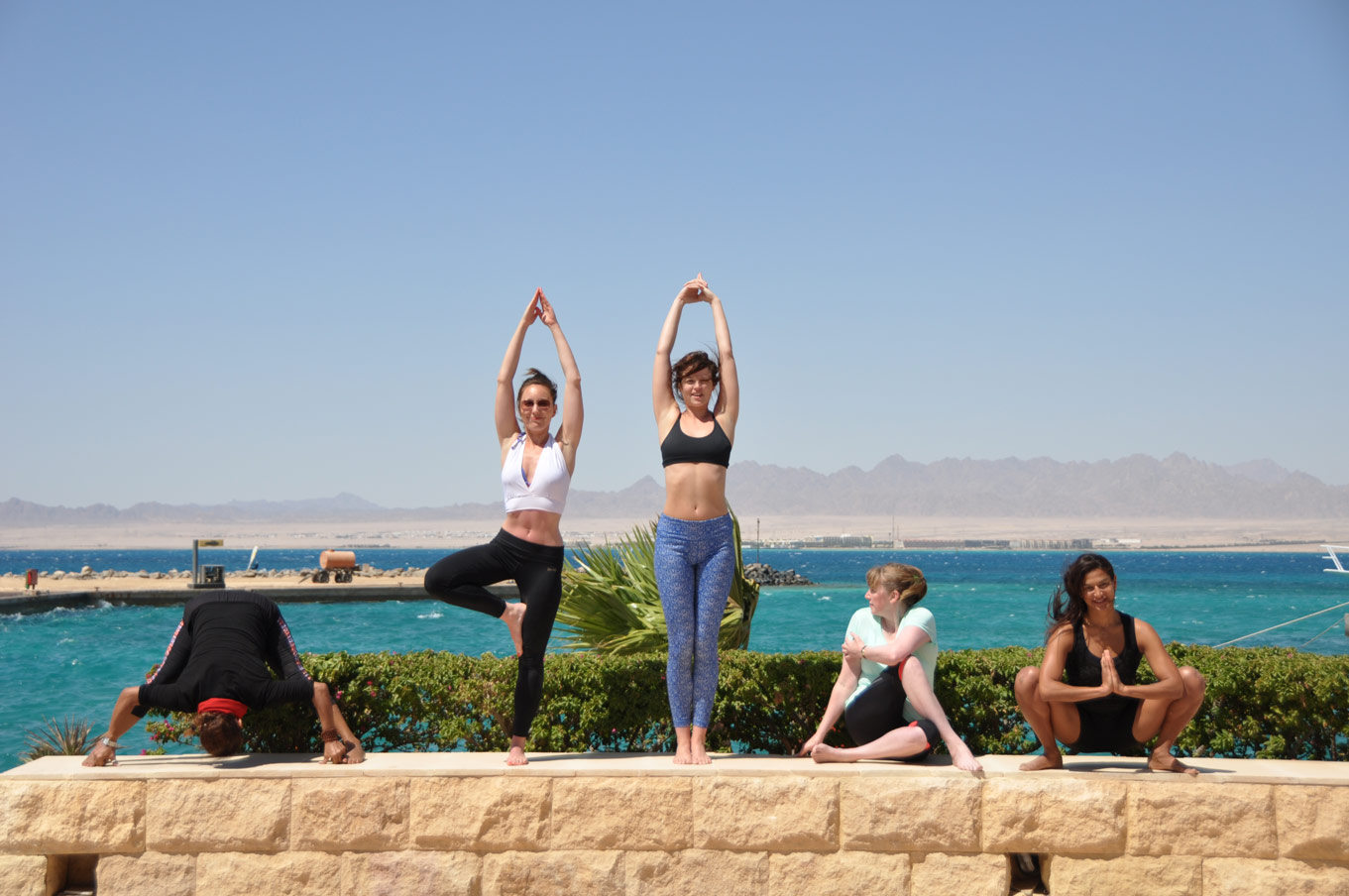 Sunny Poses Egypt Yoga Retreat