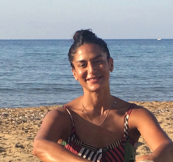 Tania Brown yoga teacher with Yoga Escapes in Morocco