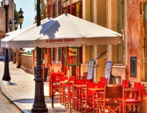 Visit Menorca's streets during your Yoga Escapes stay