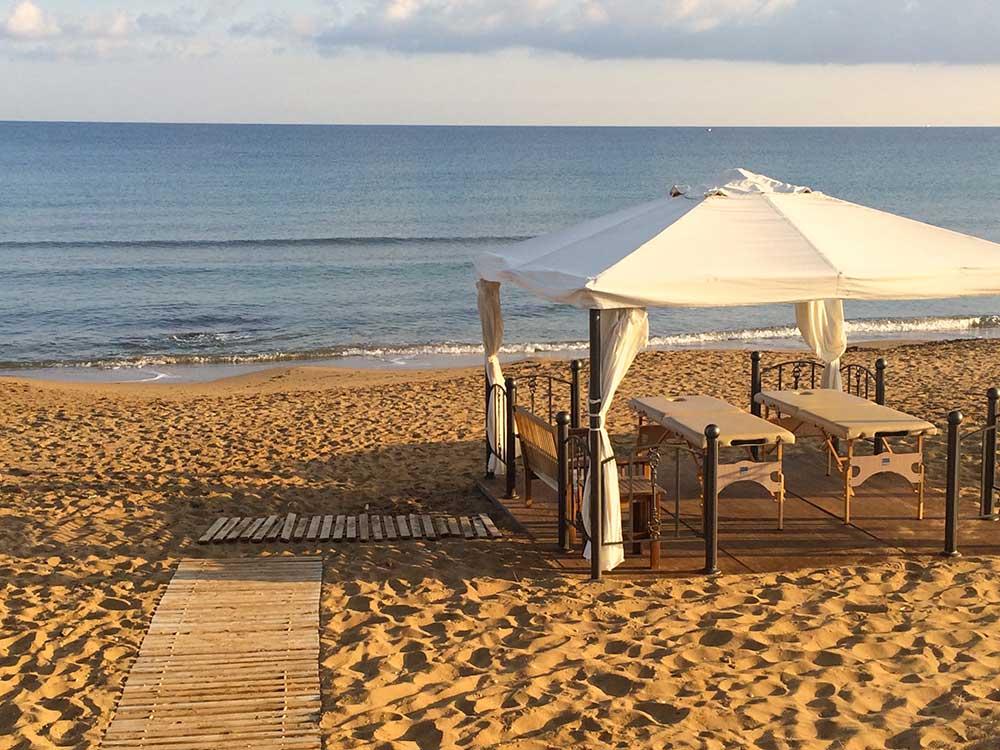 Yoga beach retreat in Crete