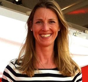 Sarah Scott yoga teacher with Yoga Escapes
