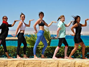 yoga in egypt with yoga escapes