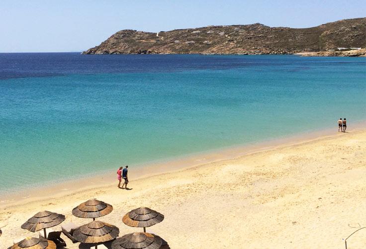 Yoga Retreat on a Greece Beach