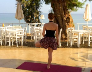 yoga-tree-pose-crete-luxury-yoga-retreat