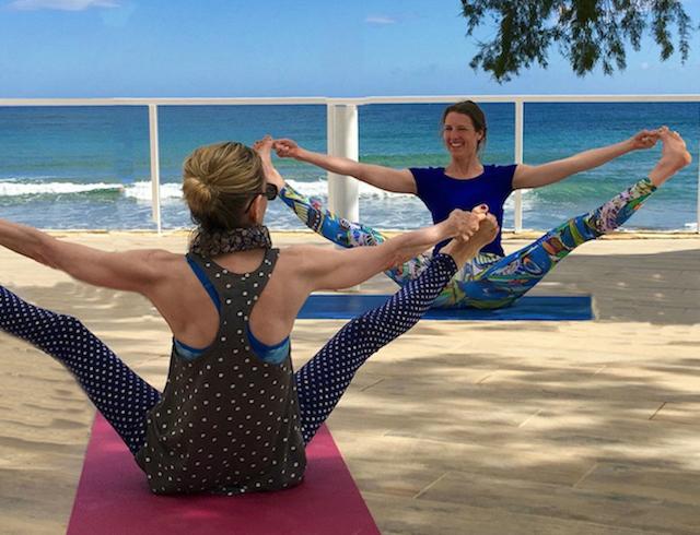 yoga in chania crete