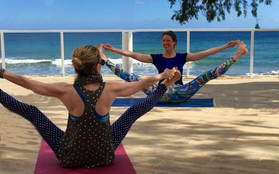 The perfect yoga beach retreat: escape to sunny Crete