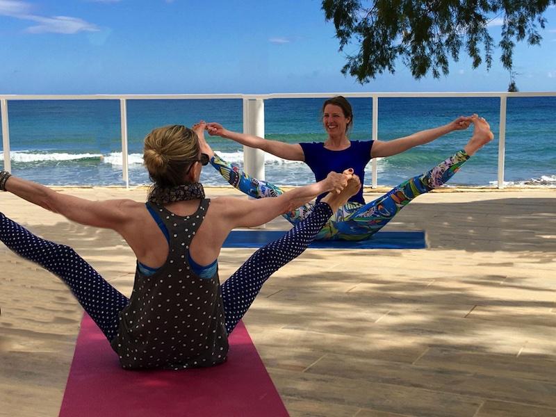 The perfect yoga beach retreat: escape to sunny Crete