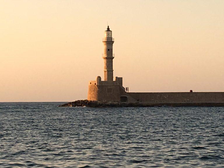 Yoga retreat in Crete.