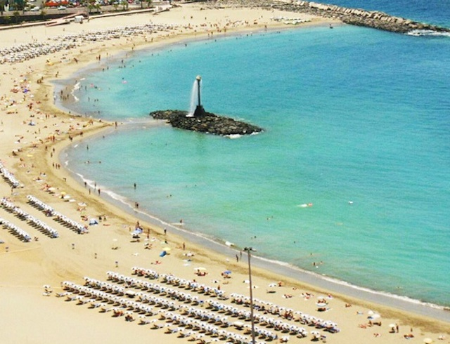 Las Vistas Beach Tenerife Yoga Escapes