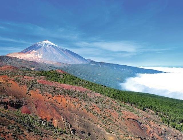 Mount Teide Tenerife Canary Islands Yoga Escapes