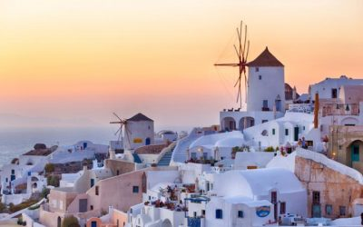 4 Reasons to go on a Yoga Retreat in Greece