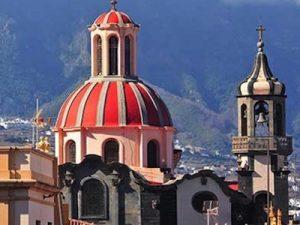 tenerife town rooftops in tenerife