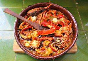 lobster stew menorca spain