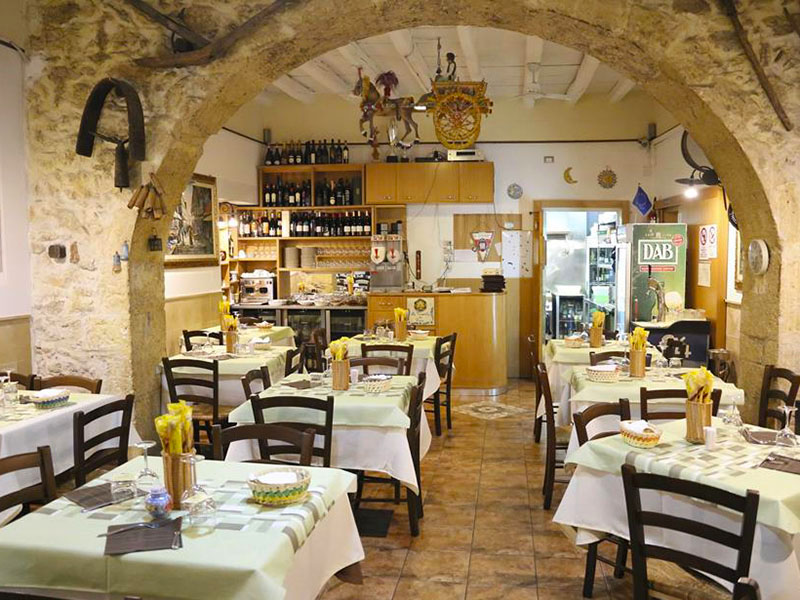 la tavernetta restaurant in siracusa sicily