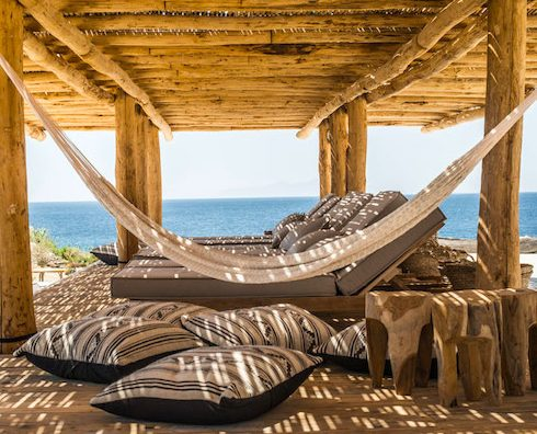 The top beach bars in Mykonos Greece
