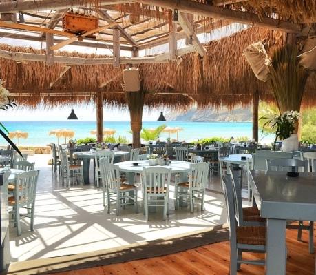 solymar beach club mykonos