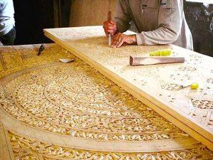 handicraft in morocco