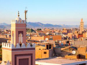 marrakesh rooftops morocco yoga retreat