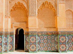 ben youssef school in marrakesh morocco