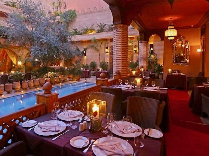 la maison arabe marrakesh morocco