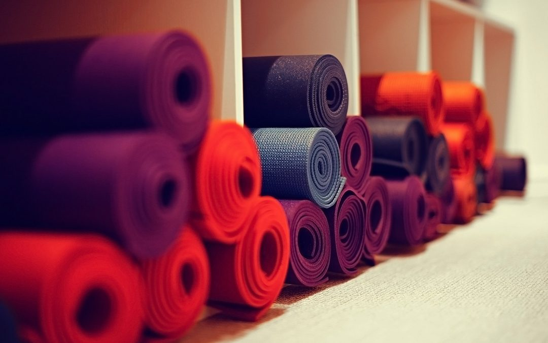 How to best clean your yoga mat