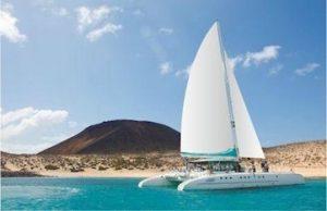 la-graciosa-sailing-day-trip-lanzarote-yoga-retreat
