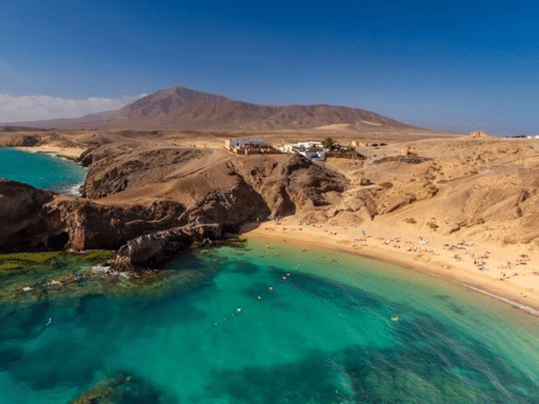 Lanzarote Canary Islands luxury yoga retreat