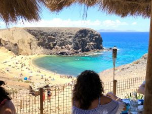 playa-papagayo-beach-lanzarote-canary-islands-yoga-retreat