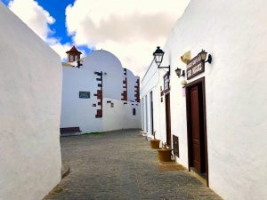 teguise town lanzarote yoga retreat canary islands