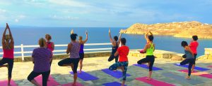 Luxury yoga retreats in Europe, Morocco and Egypt at 5* hotel.