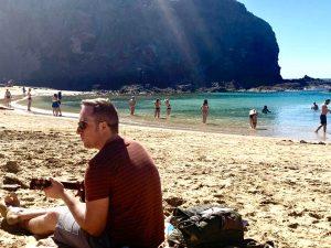 beautiful beaches in lanzarote canary islands luxury yoga retreat