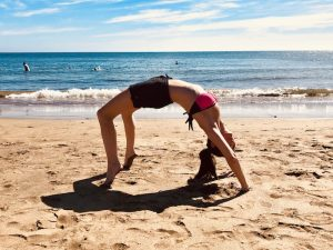 playa papagayo lanzarote yoga retreat canary islands