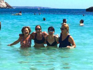swimming-luxury-yoga-retreat-menorca-spain
