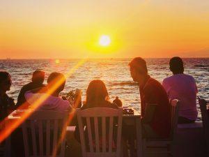 sunset-little-venice-luxury-yoga-retreat-mykonos-greece
