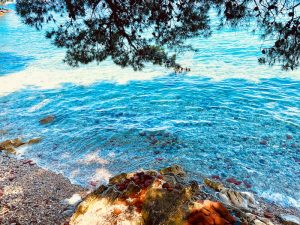 clear-blue-sea-croatia-yoga-retreat