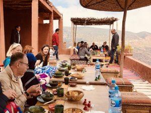 lunch-berber-house-luxury-yoga-retreat-morocco
