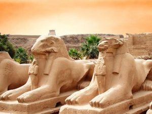 valley of the kings with yoga escapes