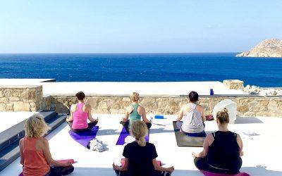 Mykonos Yoga Retreat – a 5-star week you won't forget