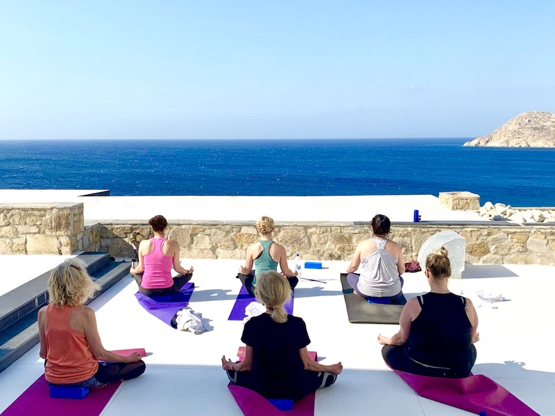 Mykonos Yoga Retreat – a 5-star week you won't forget