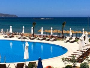 5 star hotel on a luxury yoga retreat in crete greece with yoga escapes