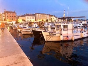 marina-at dusk-rovinj-town-croatia-yoga-retreat