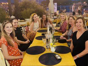 dinner-luxury-yoga-retreat-croatia